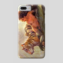 Sick of Hiding - Phone Case by Andrew Theophilopoulos