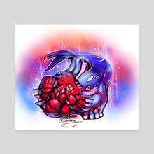 KyoGro - Canvas by Sukesha Ray