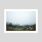 In the mountains again - Art Print by Tomáš Hudolin