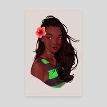 Nani - Canvas by Mioree .