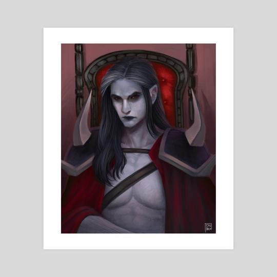 Vampire by Isabel Mas