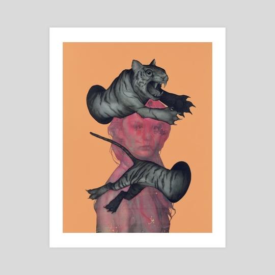 Ferocious by Matt Byle