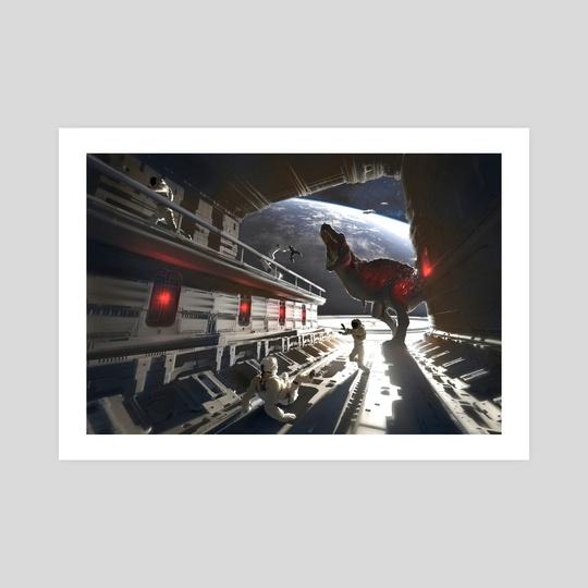 Loading Dock Invader by BDJ