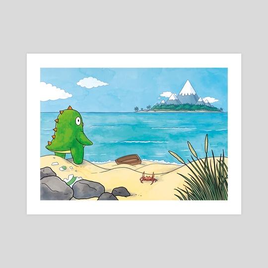 Island View by Josh Filhol