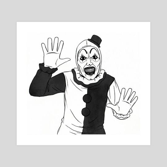 Art the Clown by Roberto Almanza