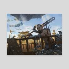 Zulaport Cutthroat - Canvas by Jason Rainville