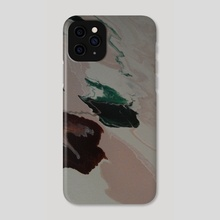 JADE SKY 2 - Phone Case by William Birdwell