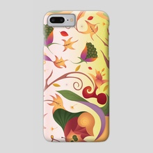 Autumn - Phone Case by Dima Jurf