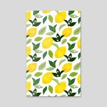 Lemona - Acrylic by 83 Oranges