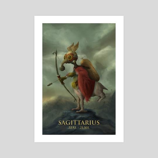 Sagittarius by Alexander Skachkov