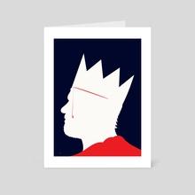 Macbeth - Art Card by Emmanuel Polanco