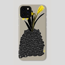 A Foundation of Chains 2 - Phone Case by Lola Landekic