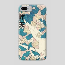 Zuo Tian - Yesterday - Phone Case by CC