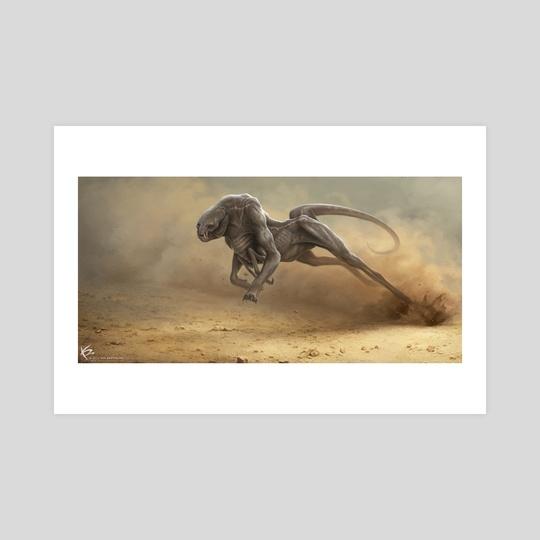 Creature by Ken Barthelmey