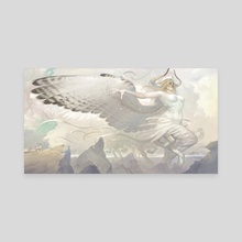 Astarte - Canvas by Victor Adame
