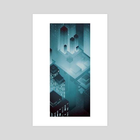 2070 - HafenCity by Oscar Casel