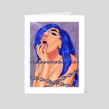 Misery (Remix) - Art Card by Eden