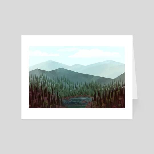 Mountainous by Meg Burk