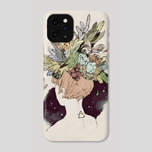 fly - Phone Case by Domna