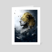 ALIVE - Art Card by Martin Grohs