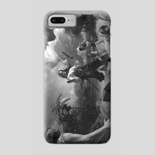 Ambush! - Phone Case by Dominick Saponaro