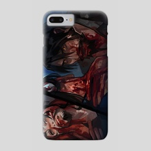 Vamp! Mchanzo - Phone Case by Bek  L.