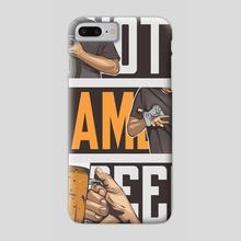 Enjoys - Phone Case by Muhammad Sidik