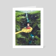 Kintoun - Art Card by Obnubilant  ラヤン