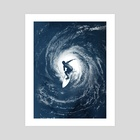 Category 5 - Art Print by rob dobi
