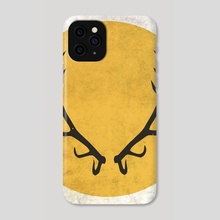 Game of Thrones - Baratheon House - Phone Case by Andres Sc