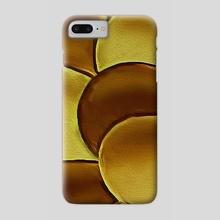 The Golden Eggs - Phone Case by Vidka Art