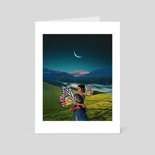 For GiveIndia. by Sadie Birchfield Whywake Creative.