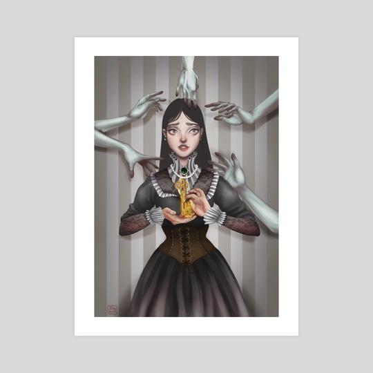 Spooky by Tereza Grollmusová