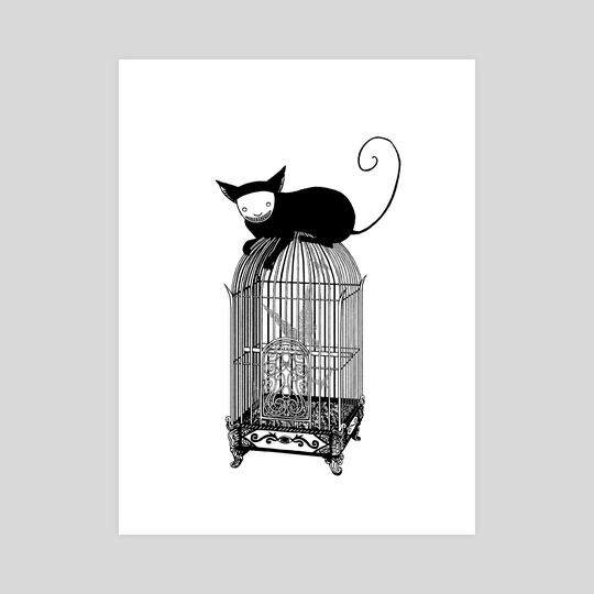 Cages by Laura Nagel