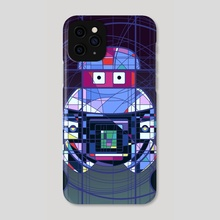 Deco Vincent - Phone Case by Josh S