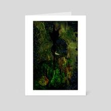 STP Screen Transfer Process - 0159 - Swing Vector 4 - Art Card by Wetdryvac WDV