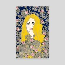 Jene - Canvas by 83 Oranges