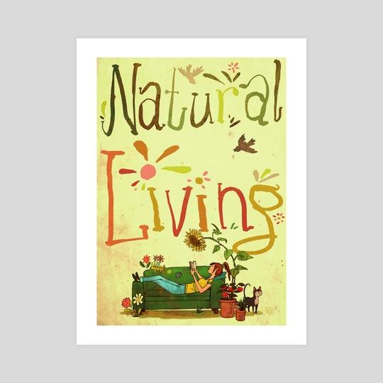 Natural Living by Kai Schuettler