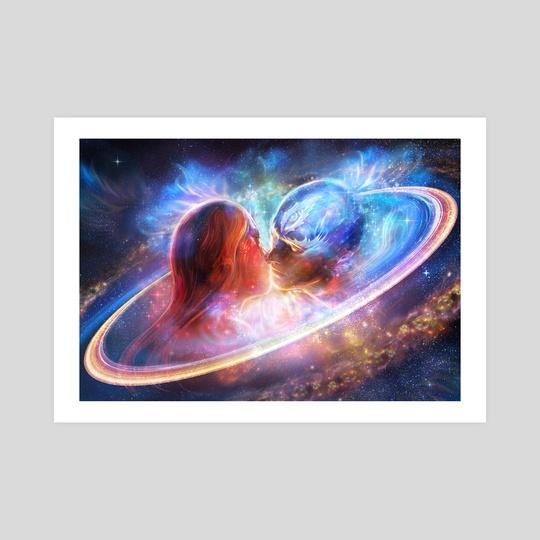 Eternal love by Louis Dyer