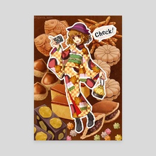 Sweetness Investigation Corps. - Canvas by opera ame