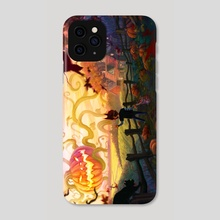 The Great Pumpkin - Phone Case by Steven Hake