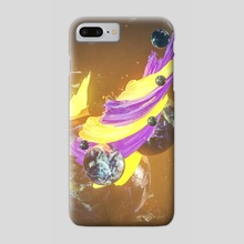 cinder - Phone Case by drewmadestuff