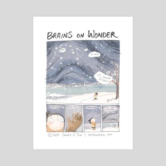 Brains on Wonder by Connie Sun