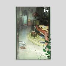 UGH - Acrylic by Yaoyao Ma Van As