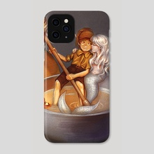Milk & Honey - Phone Case by Incantata Gallery