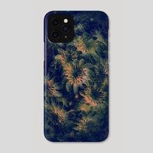 Night flowers - Phone Case by Ксения Абраменко