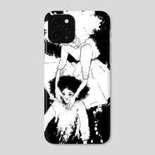 9 - Phone Case by Ana Critchfield
