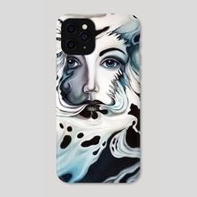 Vertigo - Phone Case by Nadia Sorace