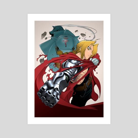 Full Metal Alchemist by Manga Lover