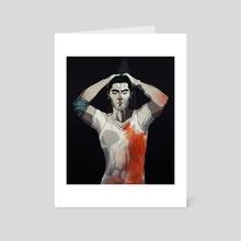bloodbath - Art Card by f0x-meets-w0lf